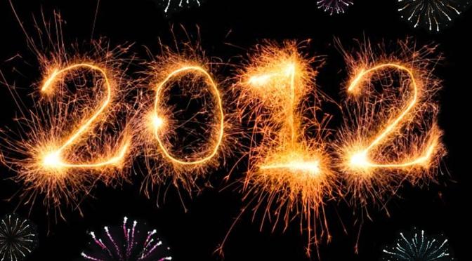 E 2012 finalmente chegou!!