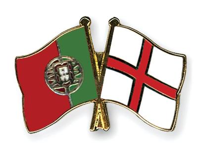De Portugal para a Inglaterra