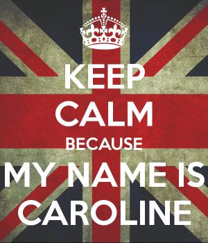 Finalmente Caroline