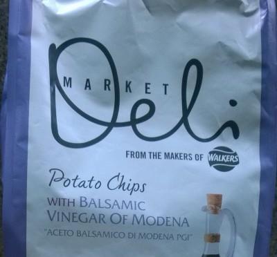 Balsamic Vinegar Potato Chips (Walkers)
