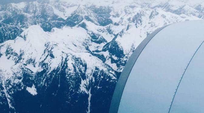 Chegando no Canadá – Voo + imigração