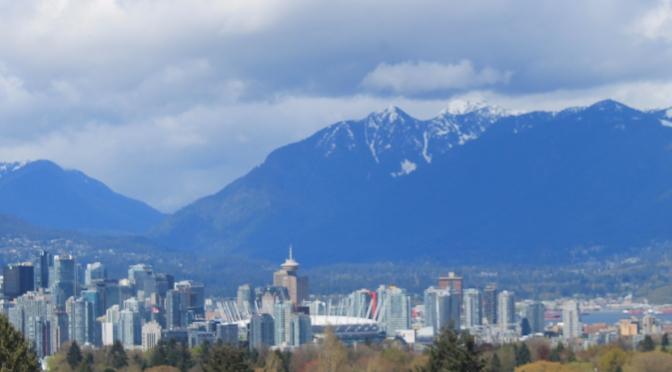 Primeira impressão – Vancouver