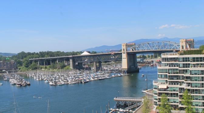 Greystone overview + Trabalho em Vancouver