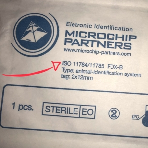 Invólucro do microchip